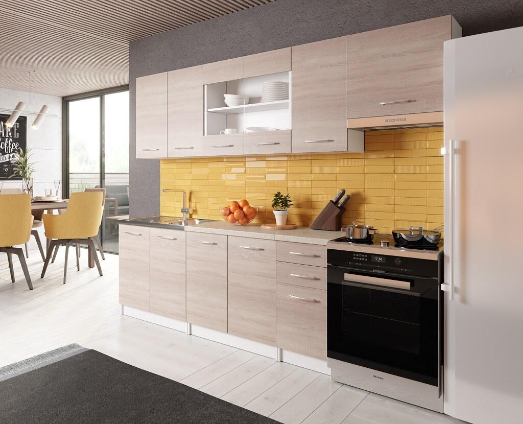 Kuchyně Paloma v interiéru