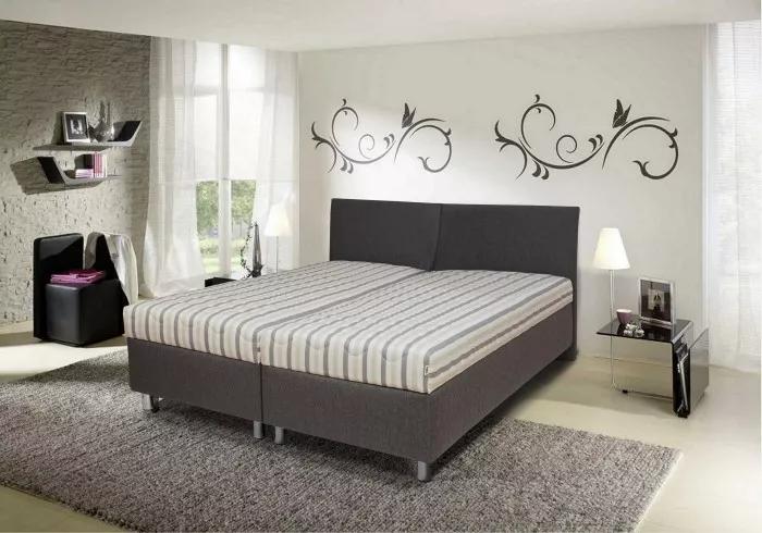 U postele Colorado můžete vyměnit matrace, nebo postel rozdělit na dvě oddělená lůžka