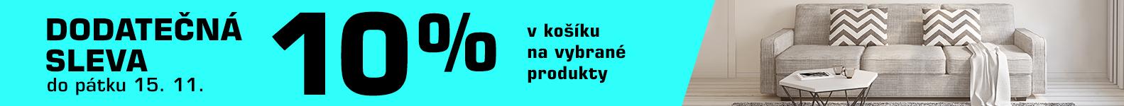 SLEVA 10 % ❤