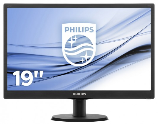 "18,5"" Philips 193V5LSB2"