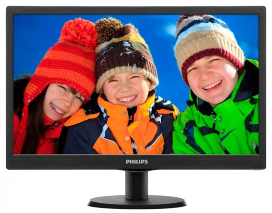 "19,5"" Philips 203V5LSB26/10"