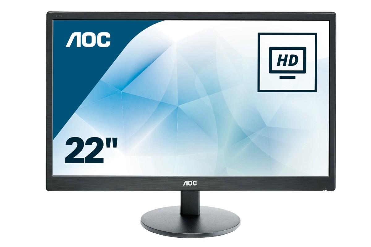 """22"""" AOC e2270Swn"""