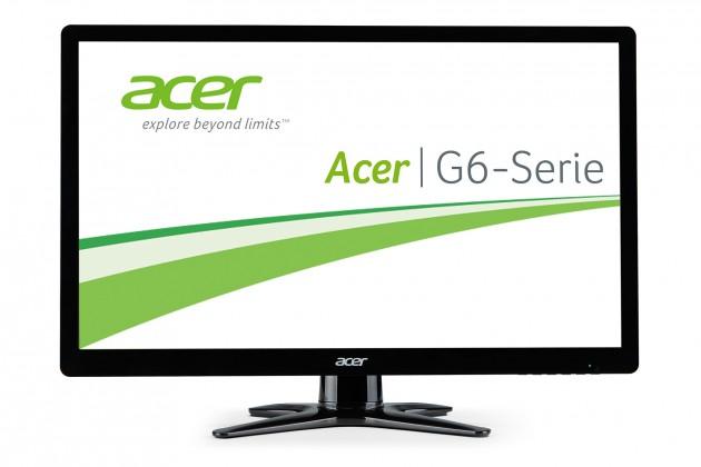 """24"""" LCD Acer G246HYLBMJJ"""