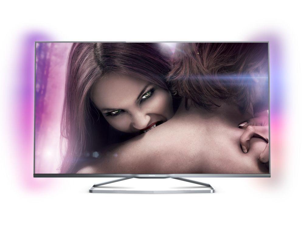 "55 ""TV Full HD DVB-T2/C/S SmartTV Ambilight 2 600Hz"