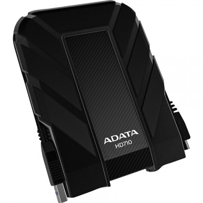 "A-DATA Ext. HDD 750GB 2,5"" USB 3.0 DashDrive Durable HD710, černý"