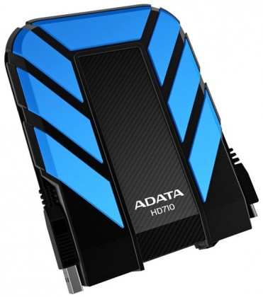 A-data Hd710 - 1TB, modrá Ahd710-1tu3-CBL ROZBALENO