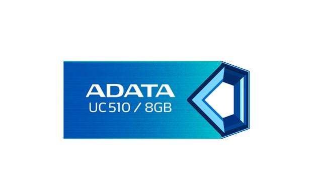 A-Data UC510 8GB, modrý
