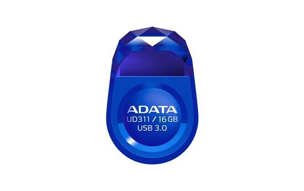 A-DATA UD311 16GB, USB 3.0, modrý
