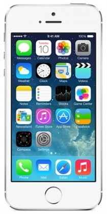 A9-iPhone 5S 32GB Silver