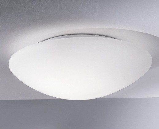 Abano - E27, 60W, 40x40x13 (bílá)