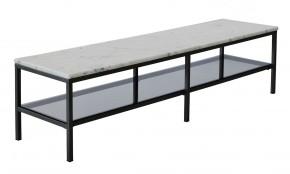 Accent - Konferenční stolek, obdélník, úl. pr. (mramor, černá)