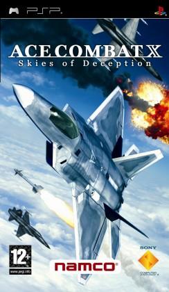 Ace Combat X:Skies of Decept (PSP), PS719101482