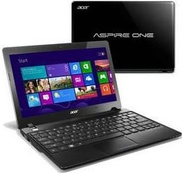 Acer Aspire ONE 725-C7XKK černá (NU.SGPEC.011)