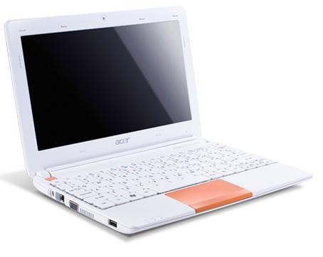 Acer Aspire One HAPPY 2 (LU.SG10D.152) oranžový