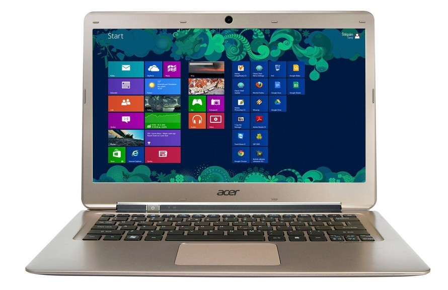 Acer Aspire S3-391 (NX.M1FEC.001) ROZBALENO