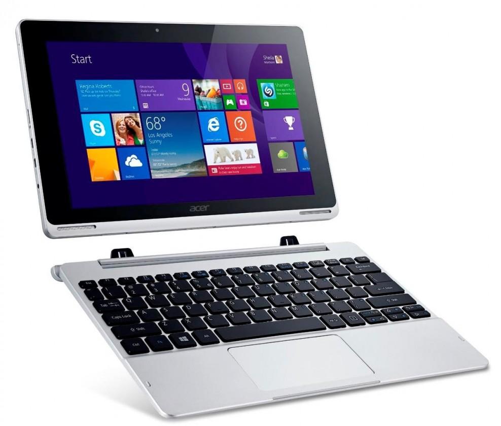 Acer Aspire Switch 10 (NT.L4TEC.003) stříbrný