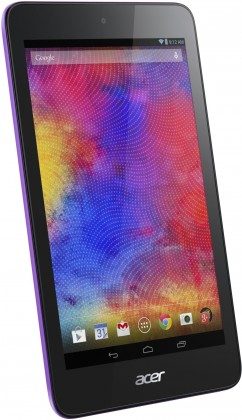 Acer Iconia One 7 16GB Black/Purple (NT.L8HEE.003)