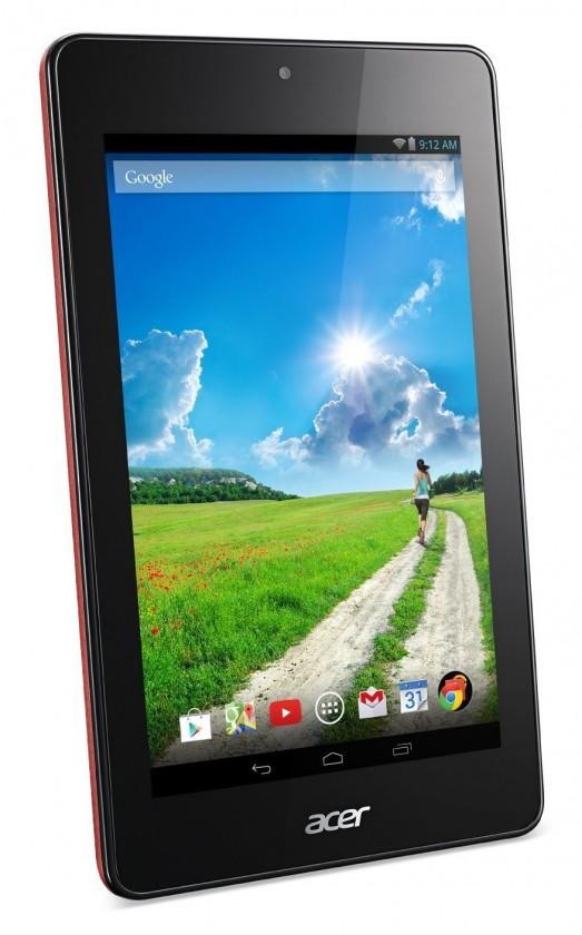 Acer Iconia One 7 16GB červený (NT.L4VEE.002)