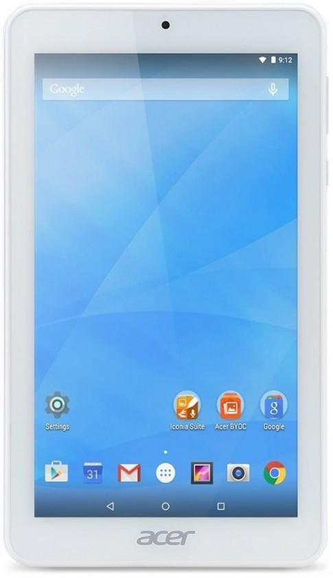 Acer Iconia One 7 16GB White (NT.LBKEE.002)