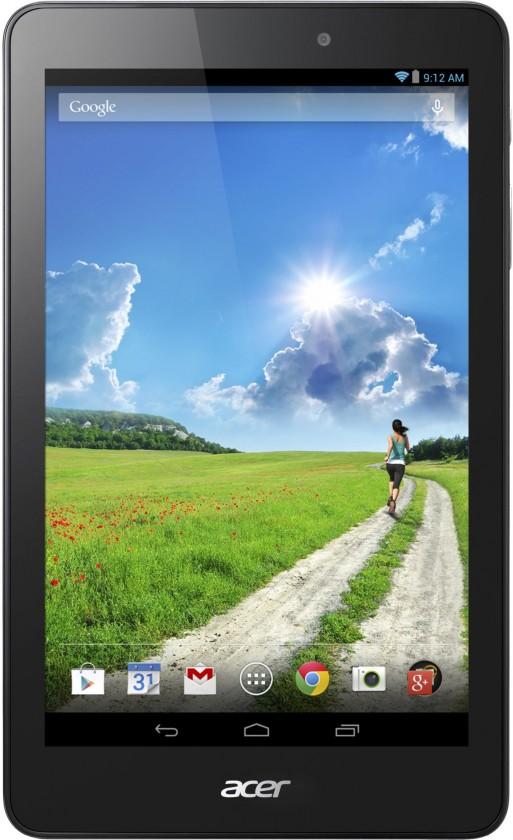 Acer Iconia One 8 16GB černý  ROZBALENO