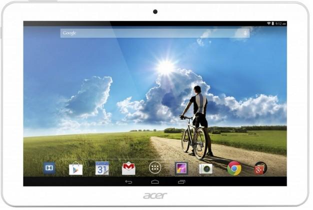 Acer Iconia Tab 10 32GB Aluminium White (NT.L5EEE.002)