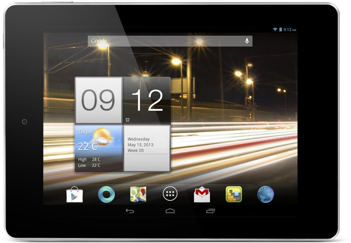Acer Iconia Tab A1-810 (NT.L1CEE.001) bílý