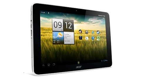 Acer Iconia Tab A211 16GB 3G White (HT.HA8EE.002)