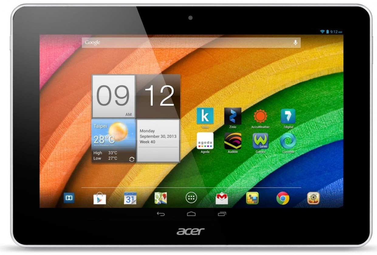 Acer Iconia Tab A3-A10 (NT.L29EE.005) bílý