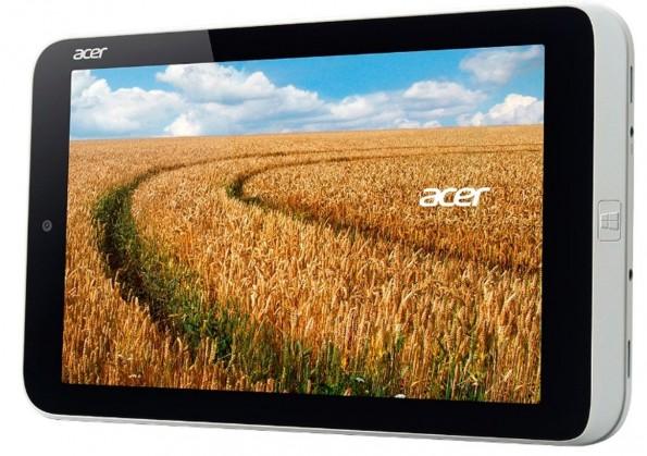 Acer Iconia Tab W3-810 (NT.L1JEC.001) stříbrný