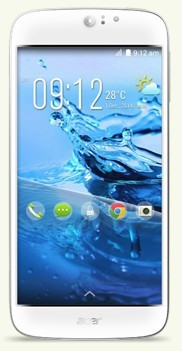 "Acer Liquid Jade S LTE /5""/MT6752M/16GB/2G/A bílý"