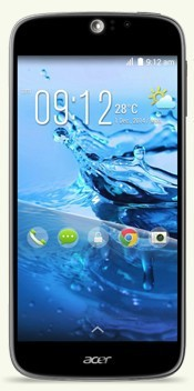 "Acer Liquid Jade S LTE /5""/MT6752M/16GB/2G/A černý"