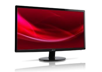 Acer S221HQLDbd (ET.WS1HE.D01) černý