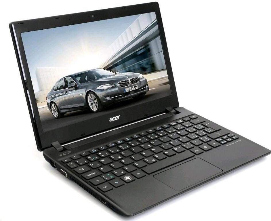 Acer TravelMate B113-M černá (NX.V7QEC.001)