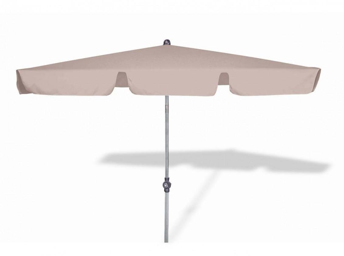Active - Slunečník, 180 x 120 cm (přírodní)