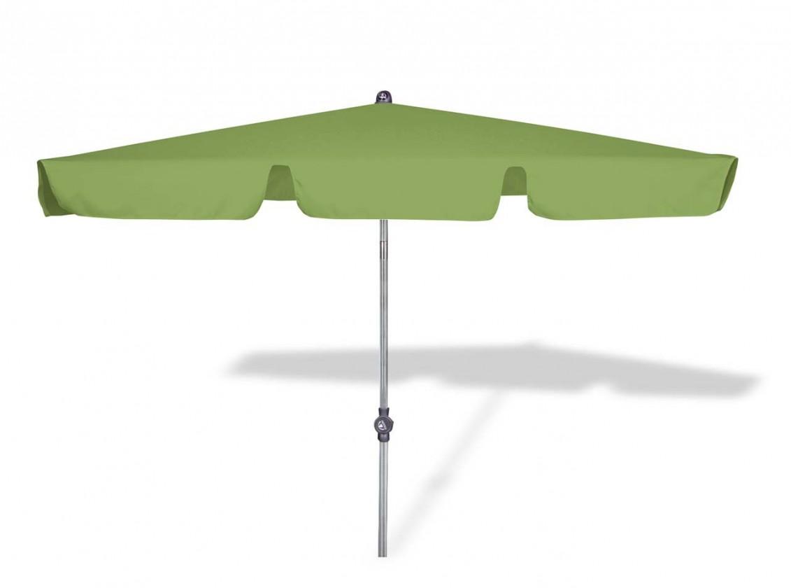Active - Slunečník, 180 x 120 cm (zelené jablko)