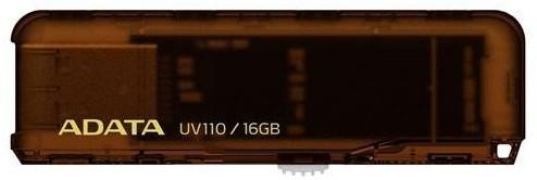 ADATA DashDrive UV110 16GB hnědý