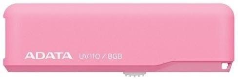 ADATA DashDrive UV110 8GB růžový