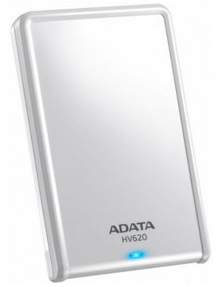 """ADATA Externí HDD 1TB 2,5"""" USB 3.0 DashDrive HV620, bílý"""