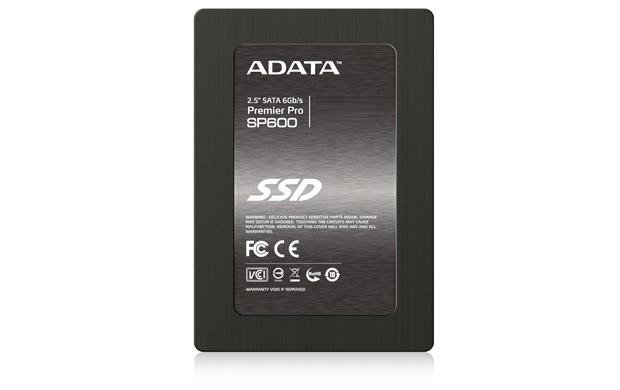 """ADATA SSD 64GB Premier Pro SP600 2,5"""" SATA III 6Gb/s 7mm"""