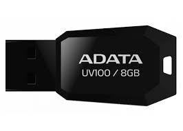 ADATA UV100 8GB, černý