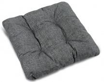 Adéla - Sedák prošívaný, 40x40 UNI (černý)