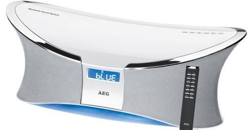 AEG BSS 4803/WH