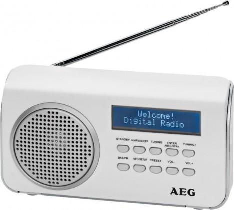 AEG DAB 4130 (White)