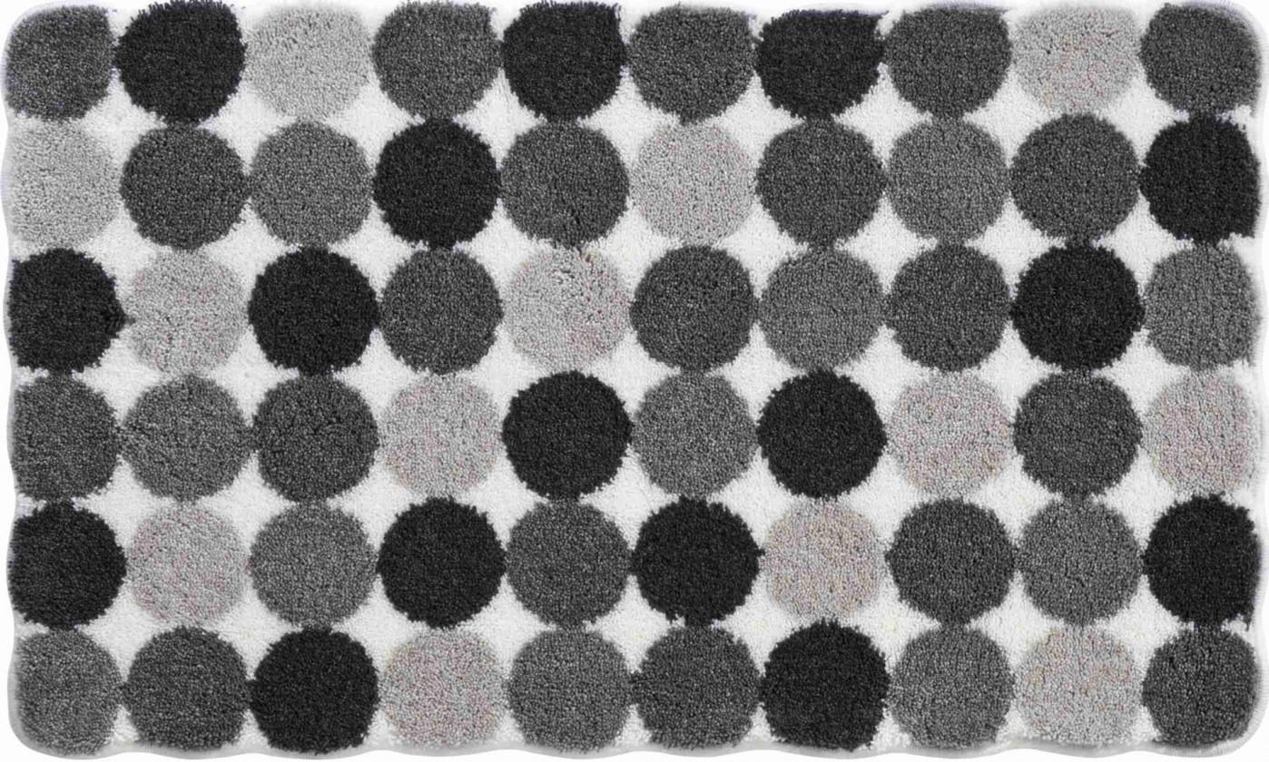 Agarthi - Koupelnová předložka 70x120 cm (šedá)