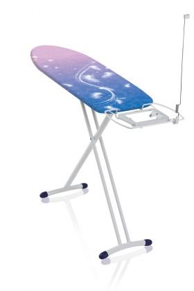 AirSteam - žehlící prkno Compact M (bílo-fialové)