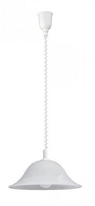 Alabastro - Stropní osvětlení, E27 (bílá alabastrová/bílá)