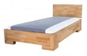 Alba - rám postele (rozměr ložné plochy - 200x100)