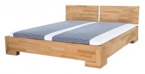 Alba - rám postele (rozměr ložné plochy - 200x180)