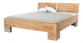 Alba - rám postele, zvýšená (rozměr ložné plochy - 200x180)