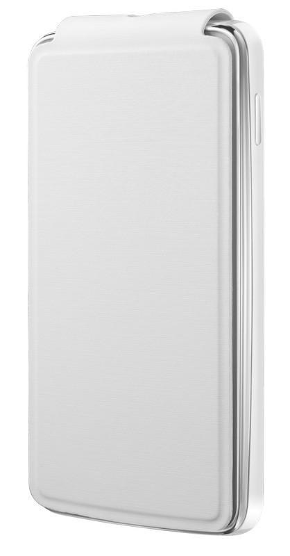 Alcatel flip pouzdro pro Alcatel One Touch S´POP, bílá ROZBALENO
